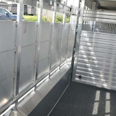 Show Cattle Trailer