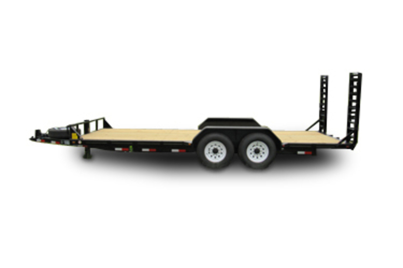 Bumper Hitch Skid Loader